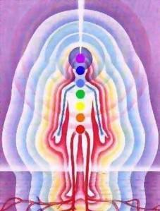 Les chakras et les corps d'énergies