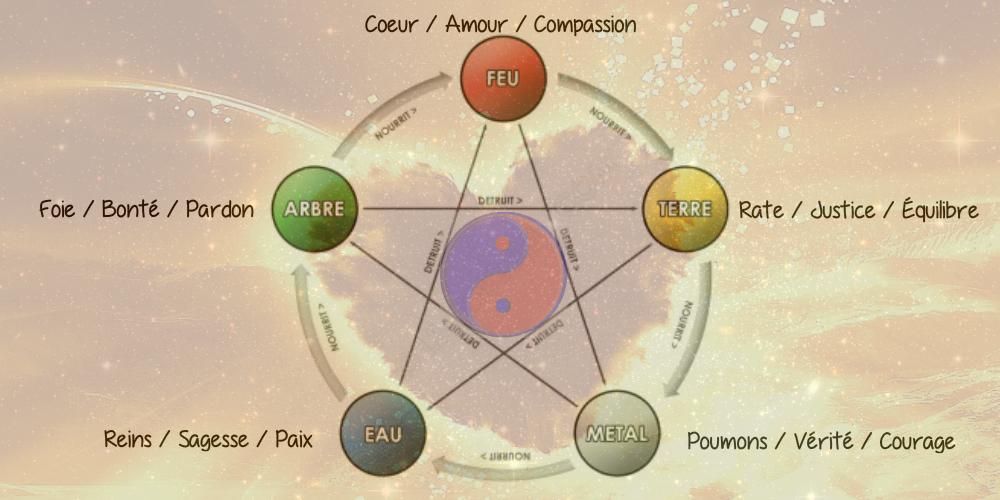 Elements emotions